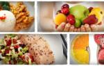 Полезные продукты при пиелонефрите: особенности питания и план диеты на неделю