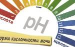 Причины повышения кислотности мочи: как правильно определить ph?