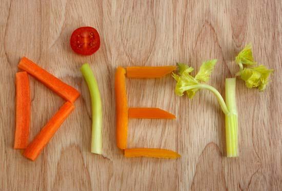 слово диета из овощей