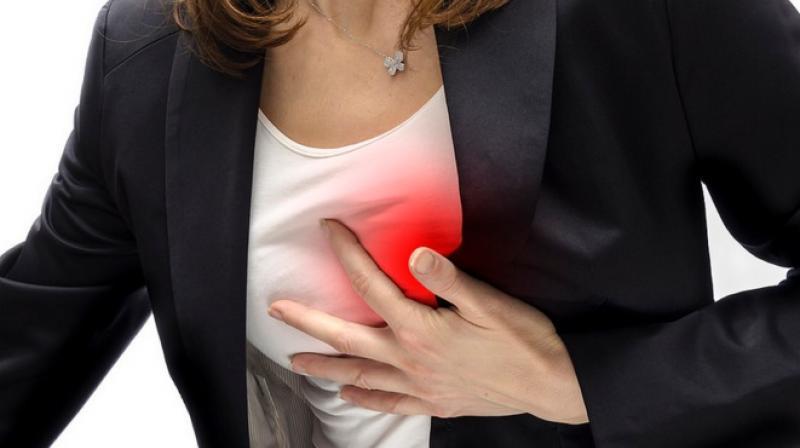 ускоренное сердцебиение