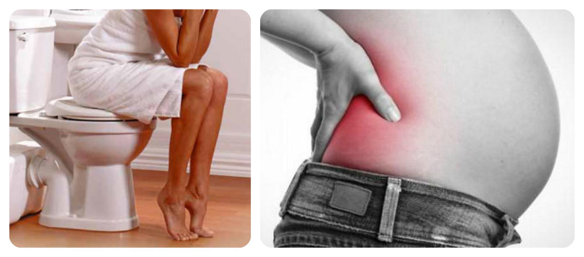 частое мочеиспускание и боль в области спины
