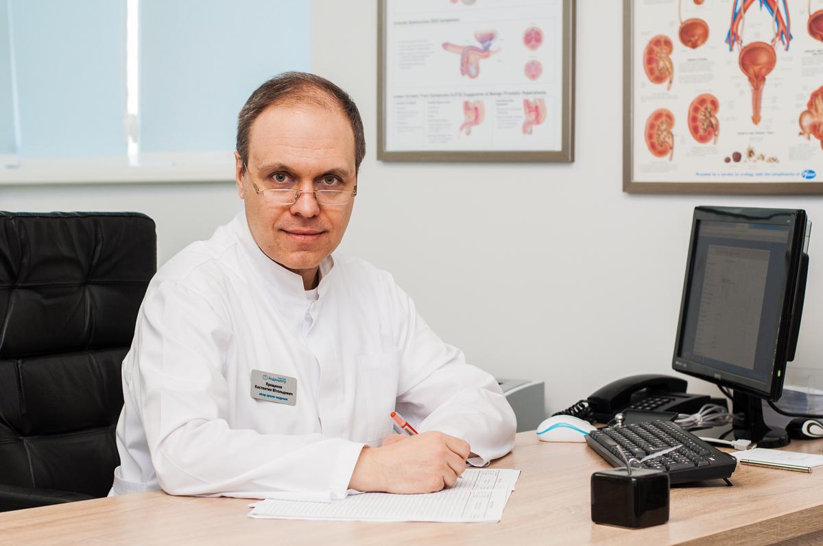 врач-уролог