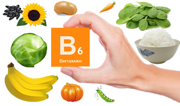 витамины В6