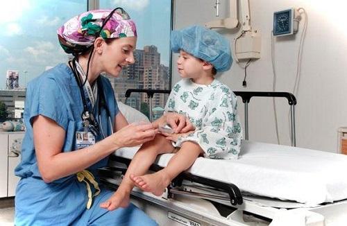 Цистоскопия у детей