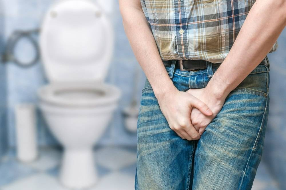 неприятные ощущения при мочеиспускании у мужчины