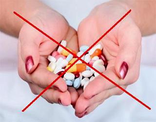 запрет на таблетки