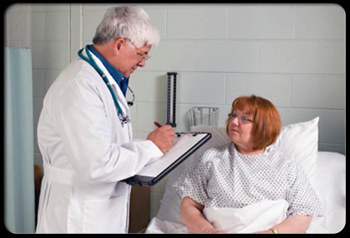 врач и больной