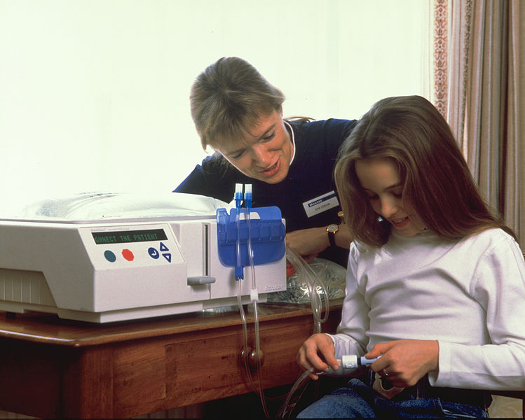 ребенок на диализе