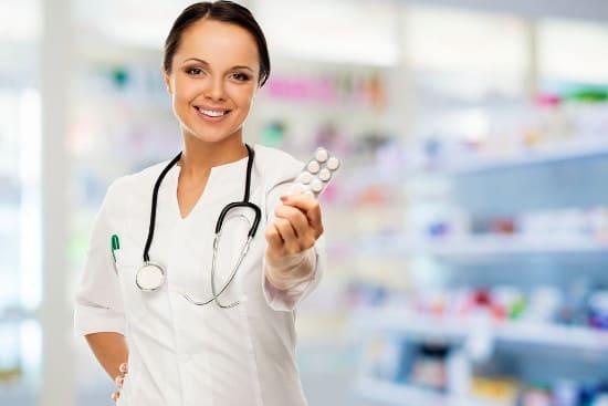 доктор и таблетки