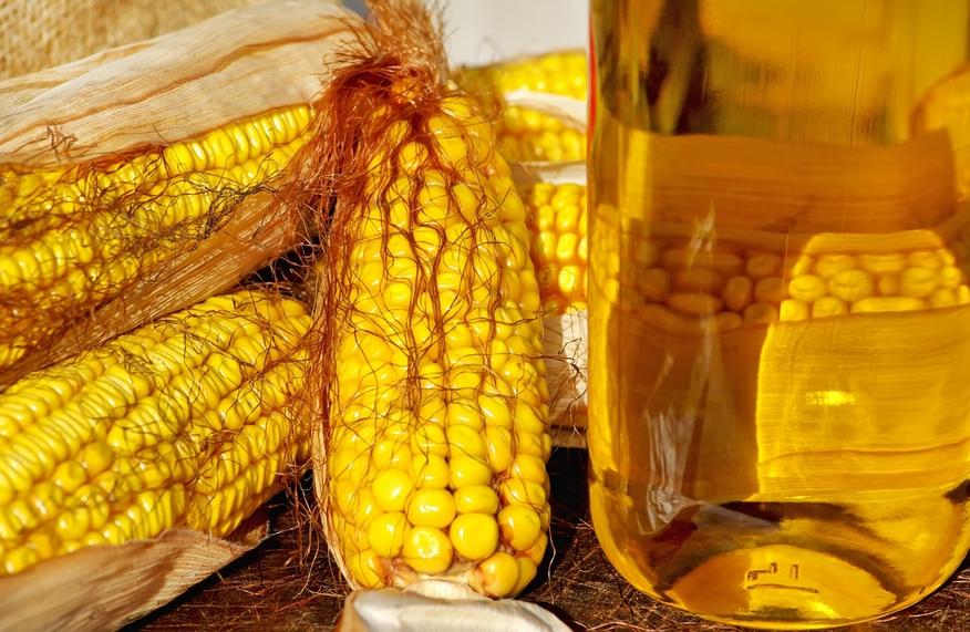 отвар и кукуруза