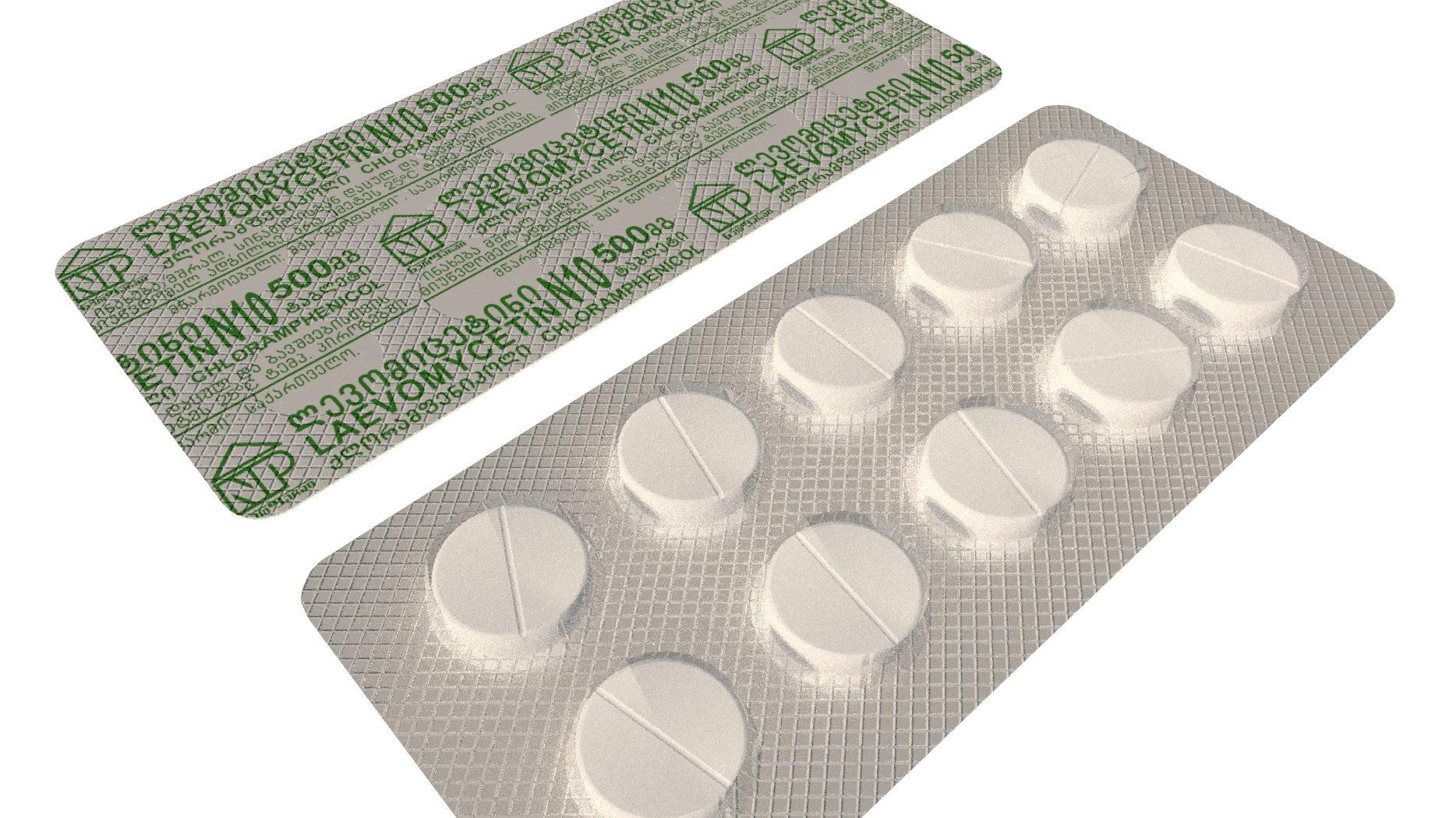 левомеицин