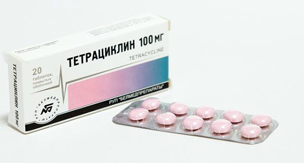 тетрацеклин