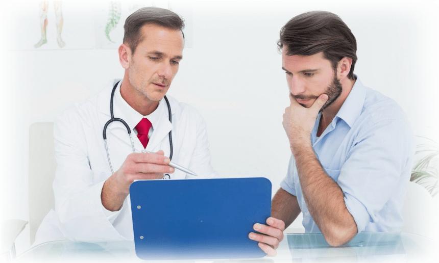 Поход к врачу урологи, как проходит обследование