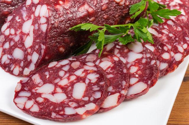 Колбаса, питание при гемодиализе